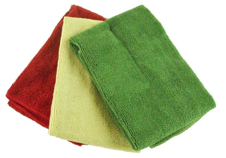 Asst of 3 Classic Dish Towels