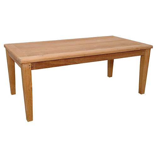 "Brianna 47"" Rectangular Coffee Table"