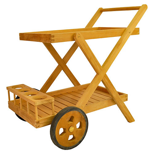 Cobana Serving Trolley