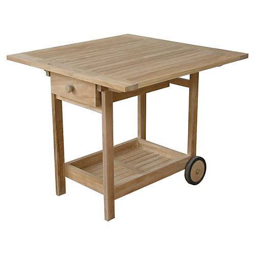 Danica Table Trolley