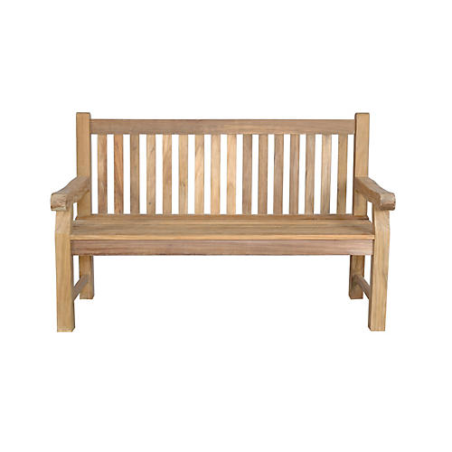 Devonshire Bench, Natural