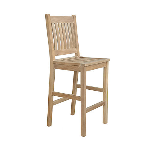 Avalon Barstool, Natural