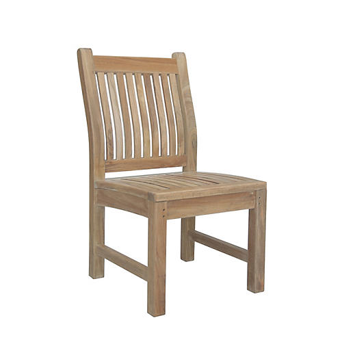Sahara Side Chair, Natural