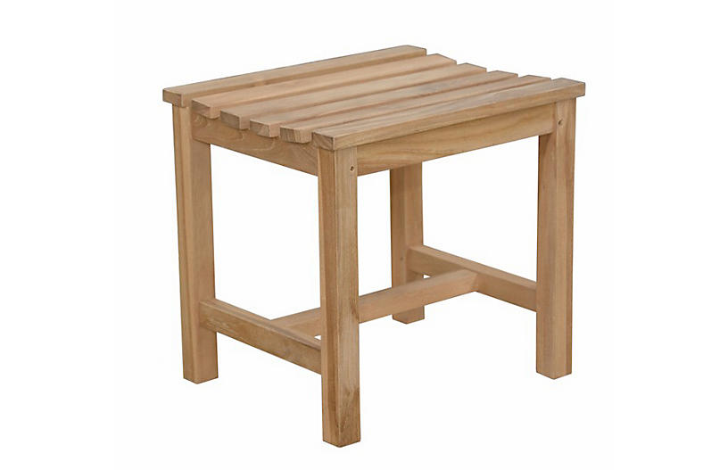Braxton Bench, Natural