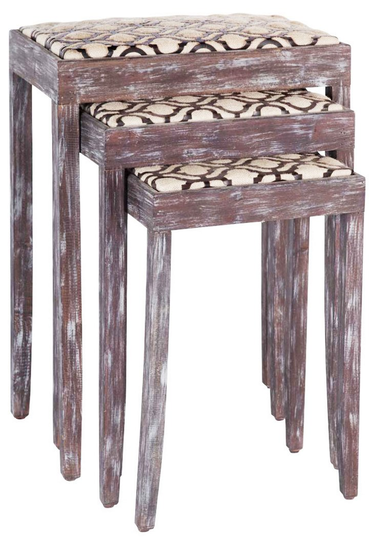 S/3 Avery Nesting Tables