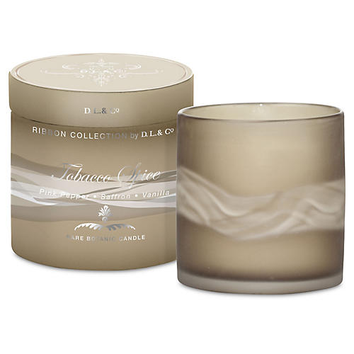 Ribbon Candle, Tobacco Spice