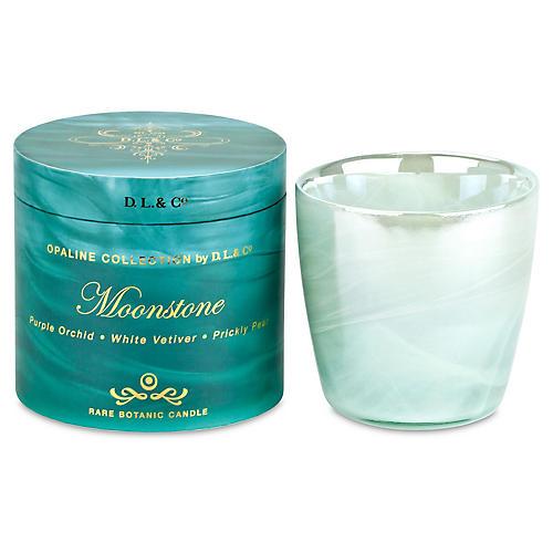 Opaline Candle, Moonstone
