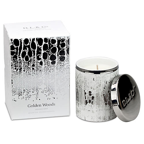 Soleil Candle, Golden Woods