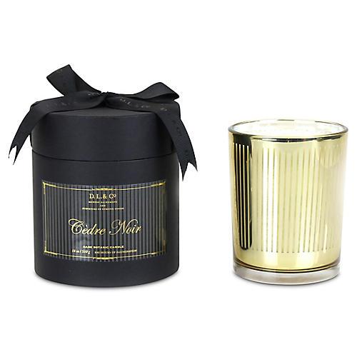Maison D'Or Candle, Cedre Noir