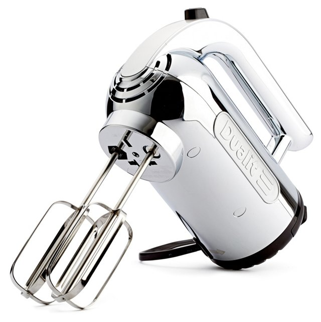 5-Speed Hand Mixer, Silver