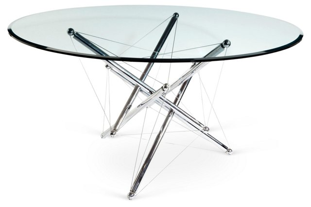 Theodore Waddell Sculptural Table