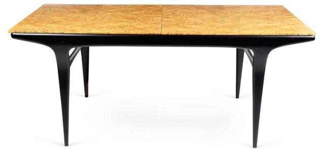 A. Hendrickx Burl Table