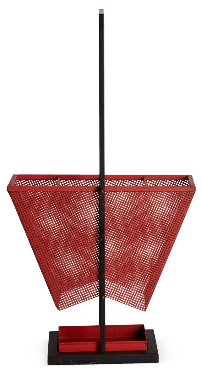 Midcentury Umbrella Stand