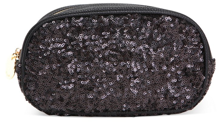 Anais Cosmetic Case, Black