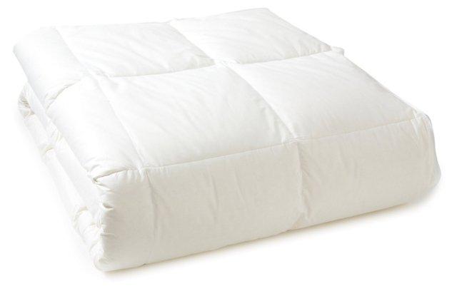 Down Comforter, Medium Weight