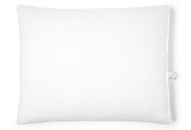 "Cambric Down Pillow w/1"" Gusset, Medium"