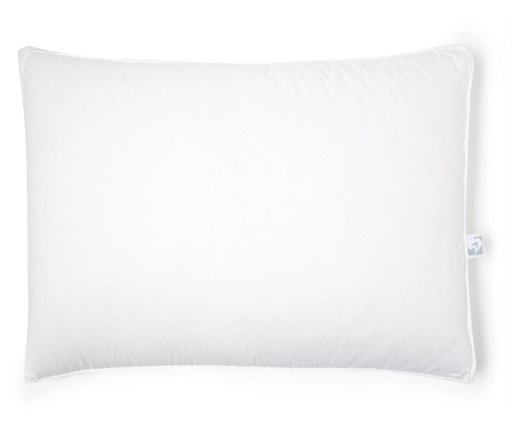 Cambric Down Pillow, Firm