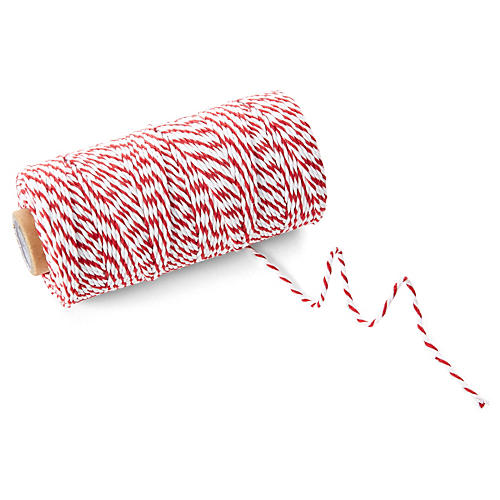 Baker's Twine, Red