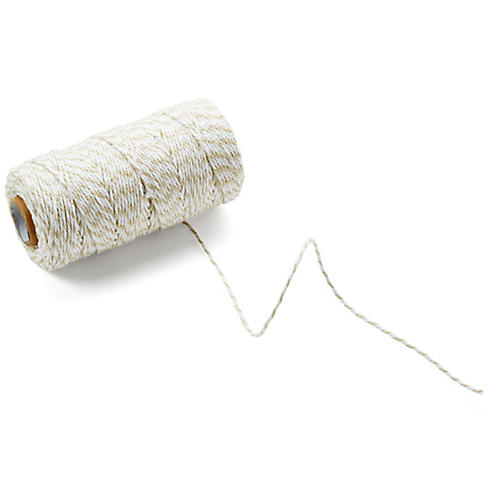 Baker's Twine Ribbon, Champagne