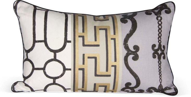 Designers Guild Geometric Pillow I