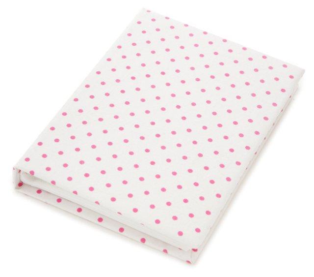 """4"""" x 6"""" Photo Album, Mini Confettis Pink"""