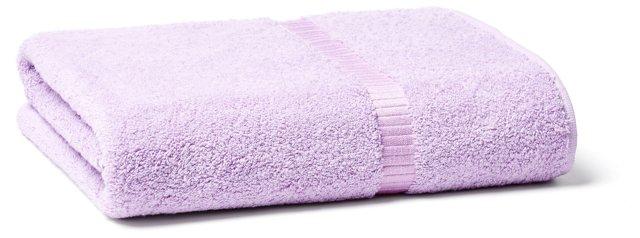 Liteau Bath Towel, Lavender