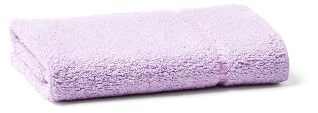 Liteau Washcloth, Lavender