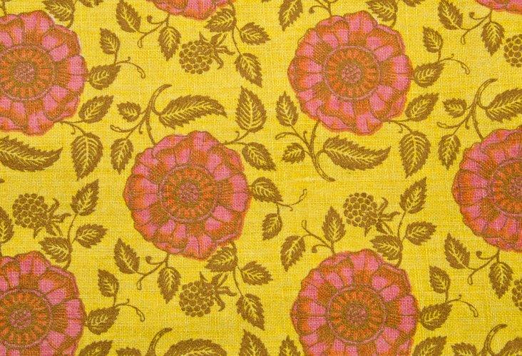 Raoul Textiles, Marbella, 1.5 Yds.