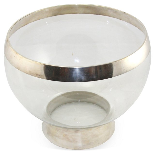Dorothy Thorpe Punch Bowl