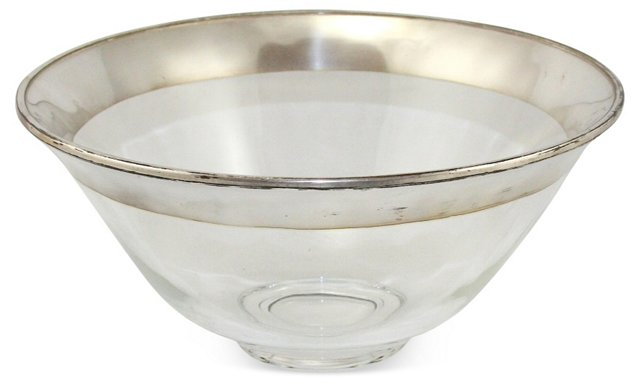 Dorothy Thorpe Salad Bowl