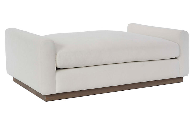 Denny Daybed, Ivory Linen