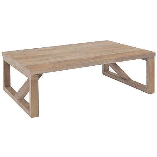 Verne Coffee Table, Natural