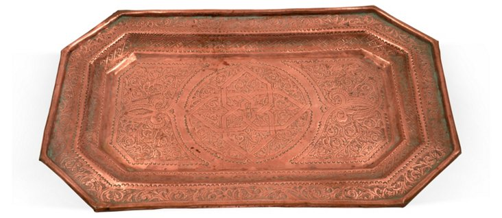Indian Hexagonal Tray