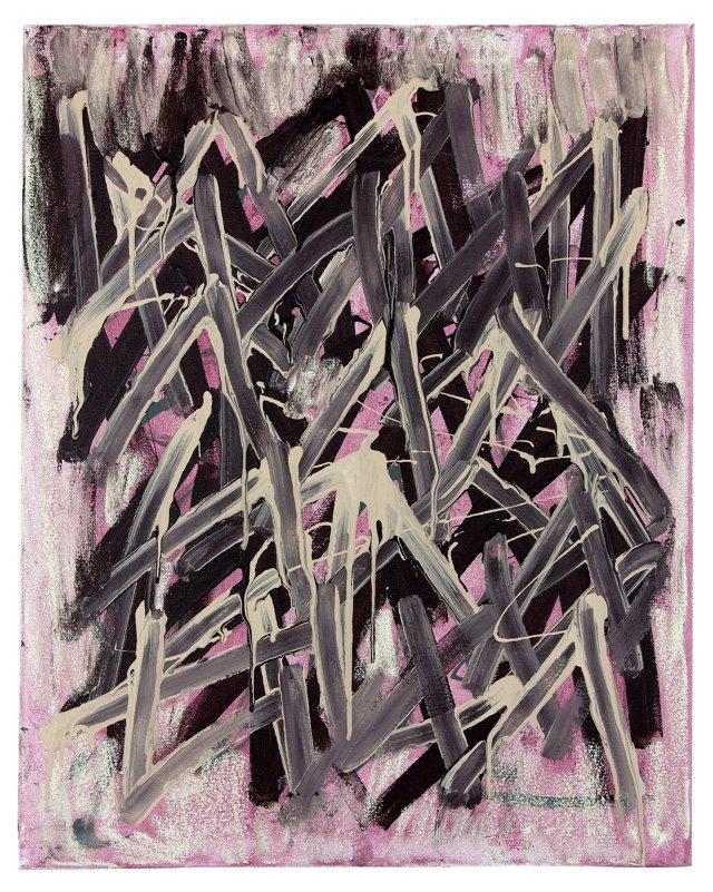 Bachman Kinetic Series Painting X