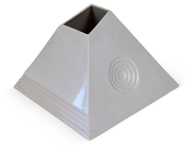 Italian Pyramid Vessel