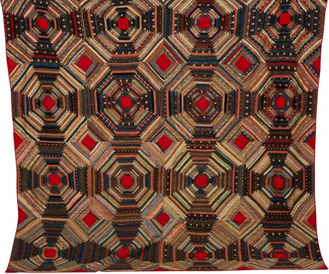 Antique Wool Quilt