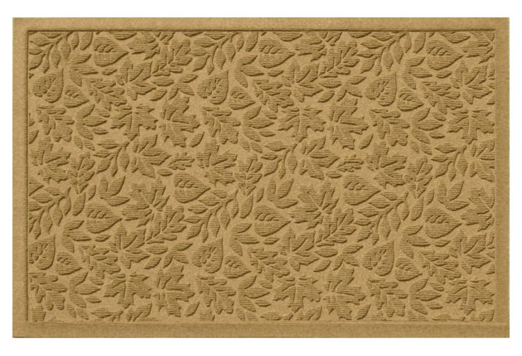 "1'11""x3' Fall Day Mat, Gold"