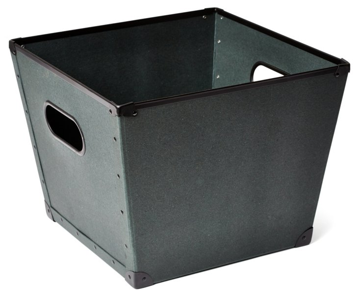 Large Bolton Storage Box, Forest