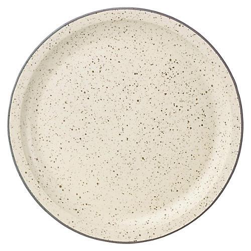 Kallan Serving Platter, Cream