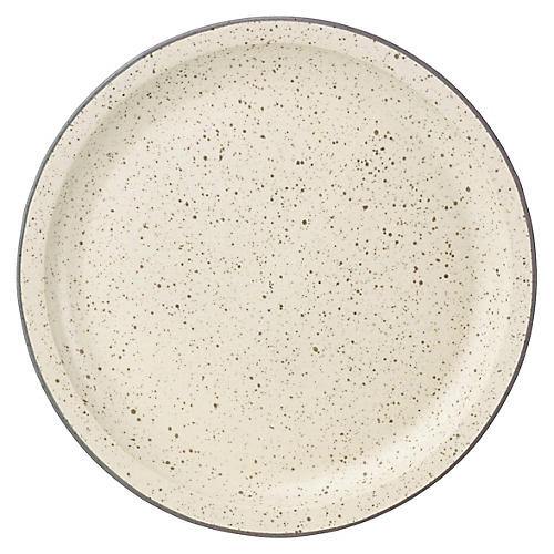 Kallan Serving Platter, Cream