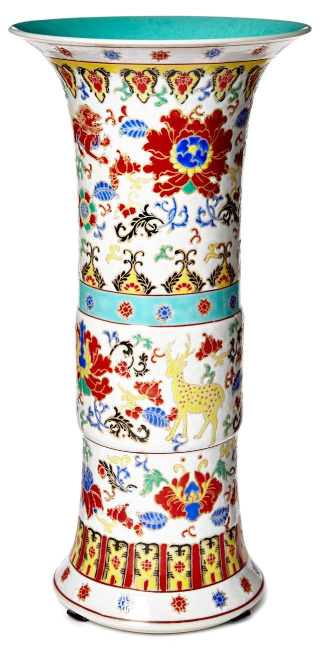 """16"""" Grafton Vase, Multi"""