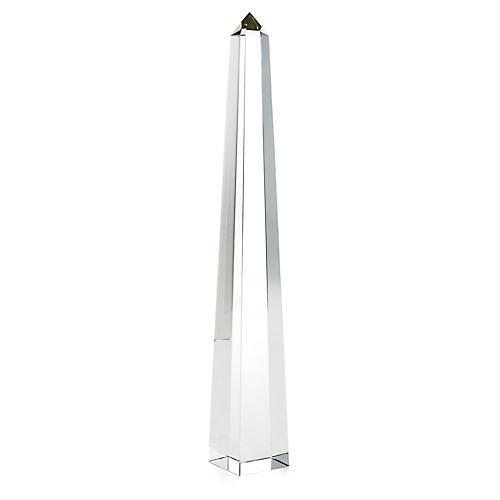 """22"""" Crystal Obelisk"""
