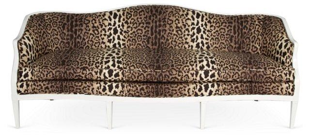 Cheetah Sofa