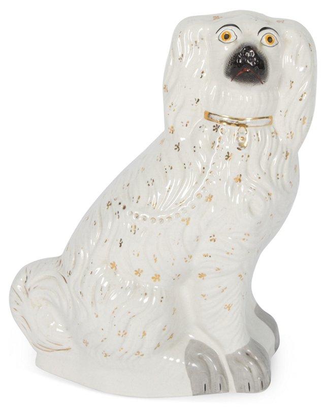 Staffordshire Dog Statue