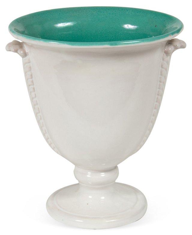 Italian Porcelain Vase