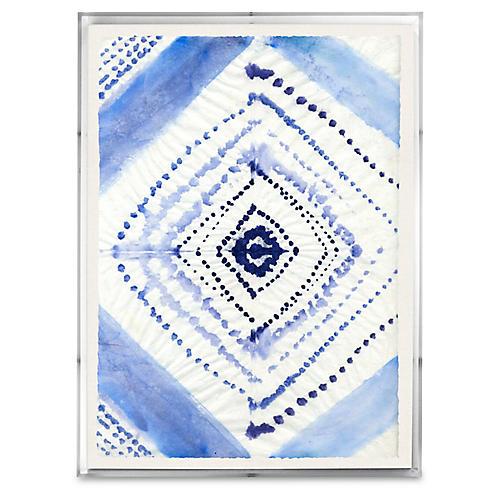 Indigo Textile, Ayelet Iontef