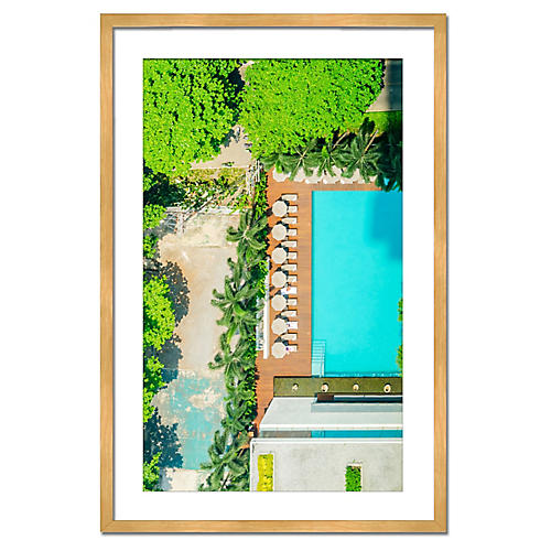 Bangkok Pool, Richard Silver