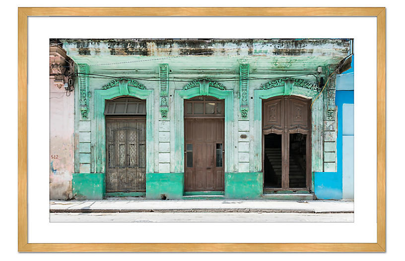 Richard Silver, Doors of Havana