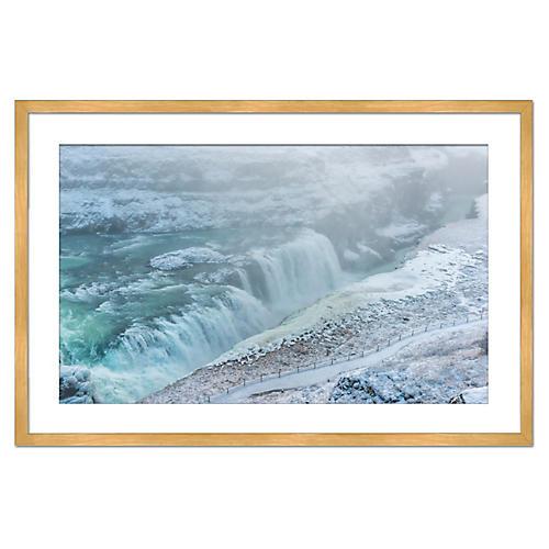 Icelandic Waterfall, Richard Silver