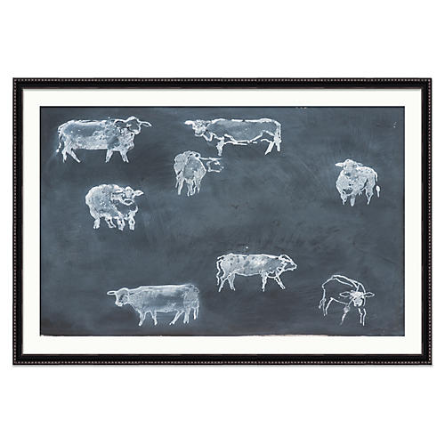 Mary H. Case, Ghost Cows
